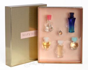 Коллекция мини-ароматов для женщин от Mary Kay