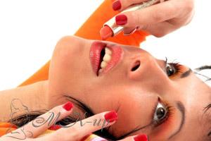 Палитра губных помад