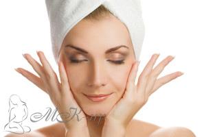 Применение дневного крема для лица