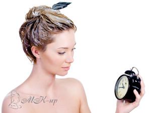 Применение масок для кожи головы