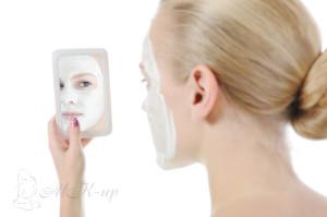 Типы альгинатных масок для лица