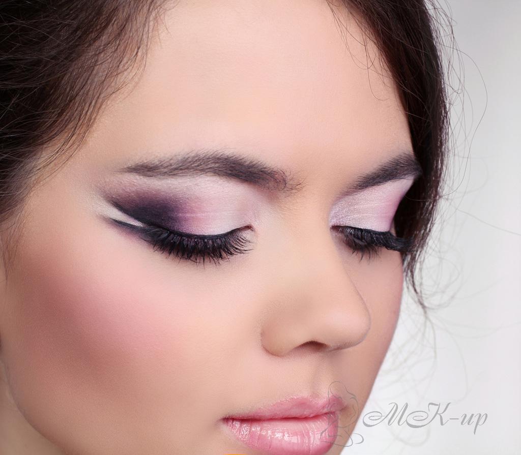 Схема макияжа смоки айс фото 164