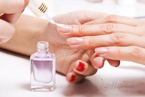Как правильно наносить лак на ногти