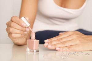 Как правильно красить и быстро высушить лак на ногтях