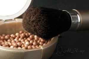 Как наносить бронзирующую пудру