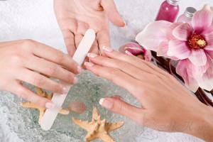 Процедуры ухода за ногтями