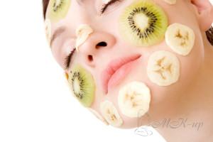 Виды банановых масок для лица