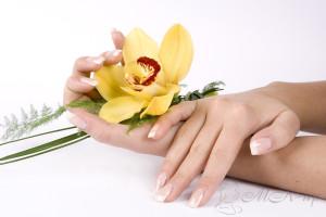 Крем для укрепления ногтей