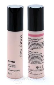 Ночной восстанавливающий укрепляющий комплекс для нормальной и сухой кожи