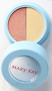 Муссовые тени-дуэт для век Mary Kay