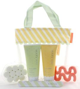 Педикюрный набор «Лимонное парфе»